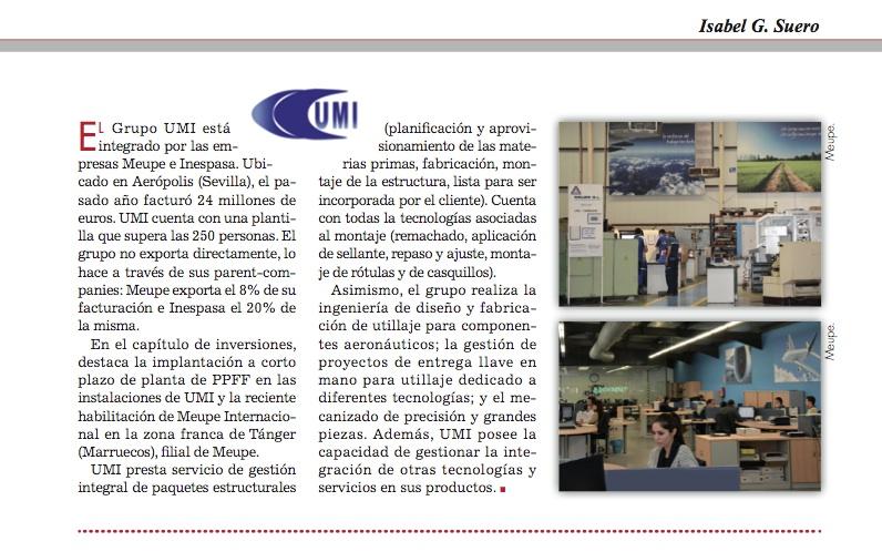 UMI Andalucia Aeronautica